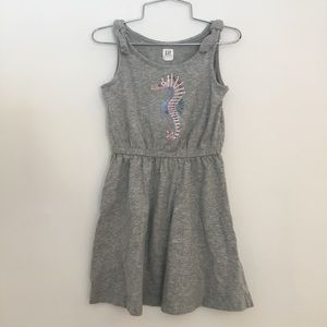 Seahorse Summer Tank Dress by GAP Kids